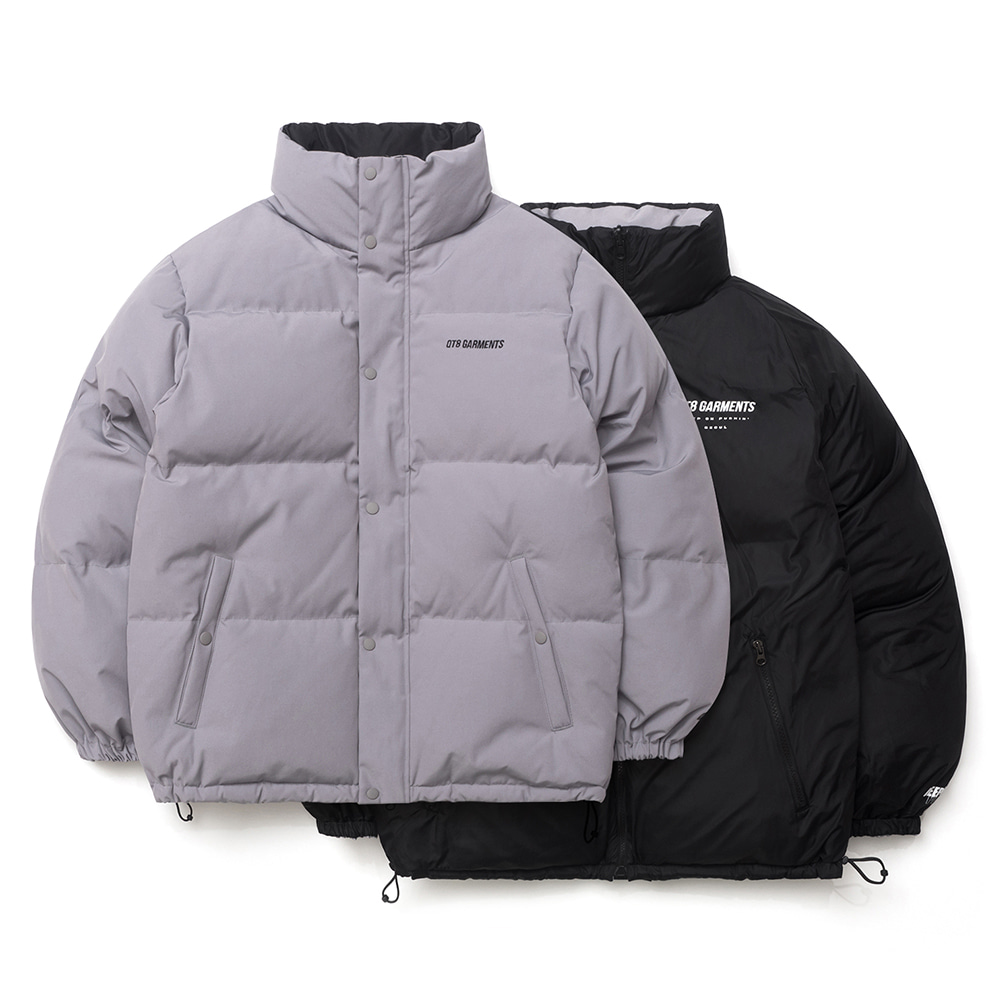 IG Duck Down Reversible Padding (Grey)