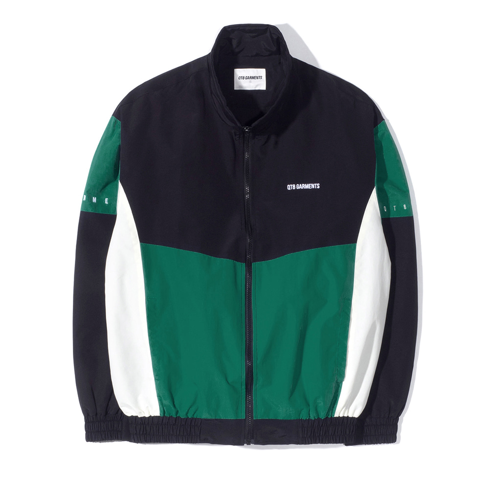 ND Old Track Jacket (Green)