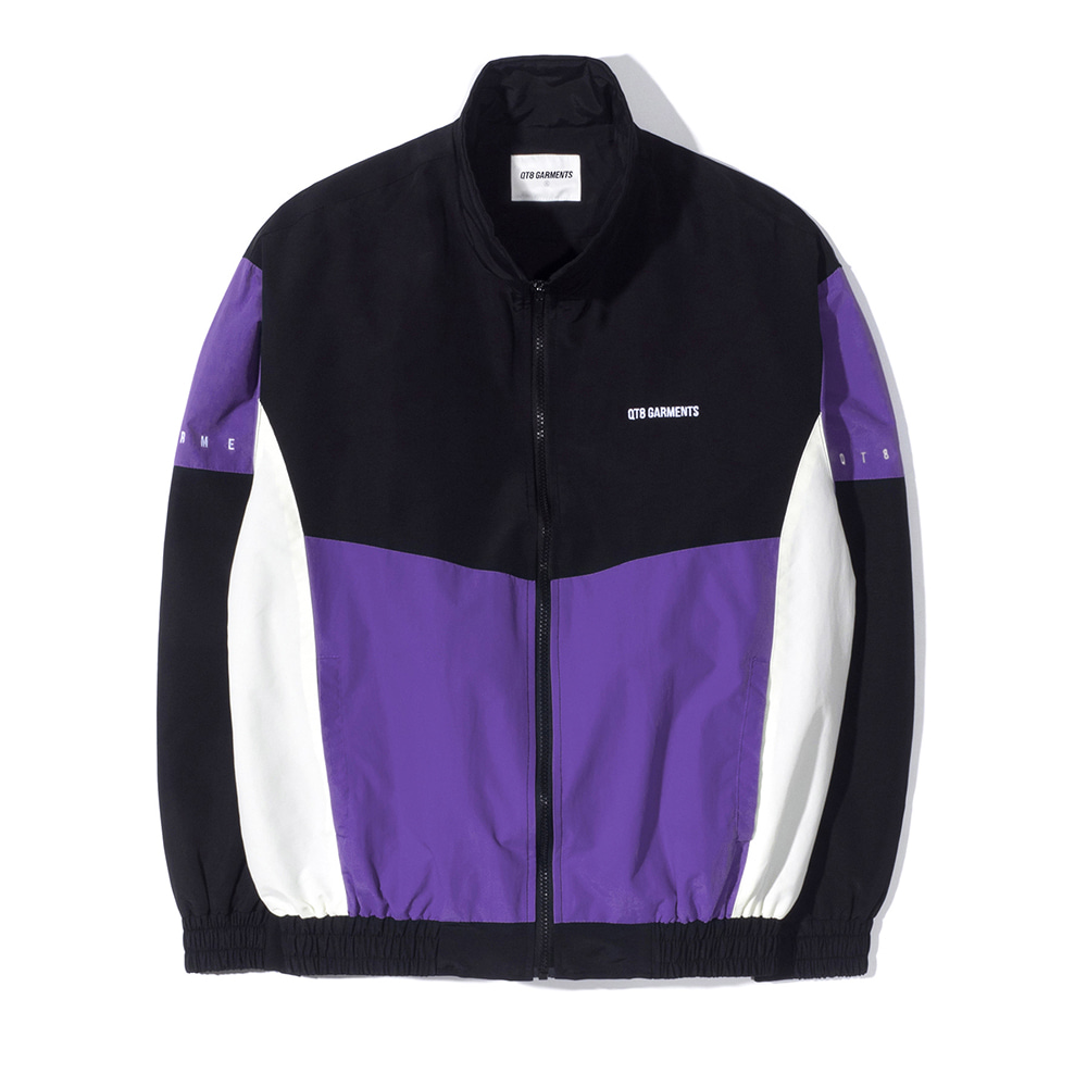 [FAMILY SALE 40% OFF]ND Old Track Jacket (Purple)