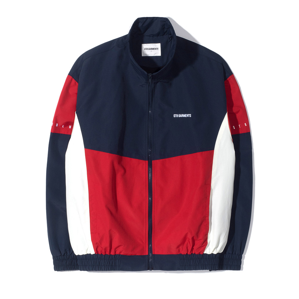 [FAMILY SALE 40% OFF]ND Old Track Jacket (Red)
