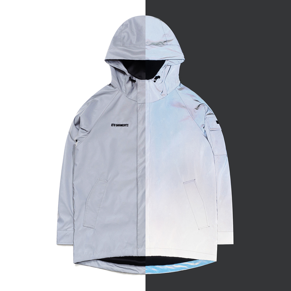 FG Reflective Mountain Jacket (Silver)