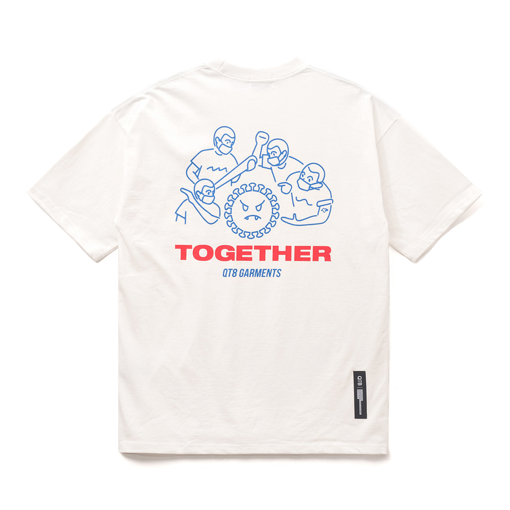 FG Anti Virus Tee (Ivory)