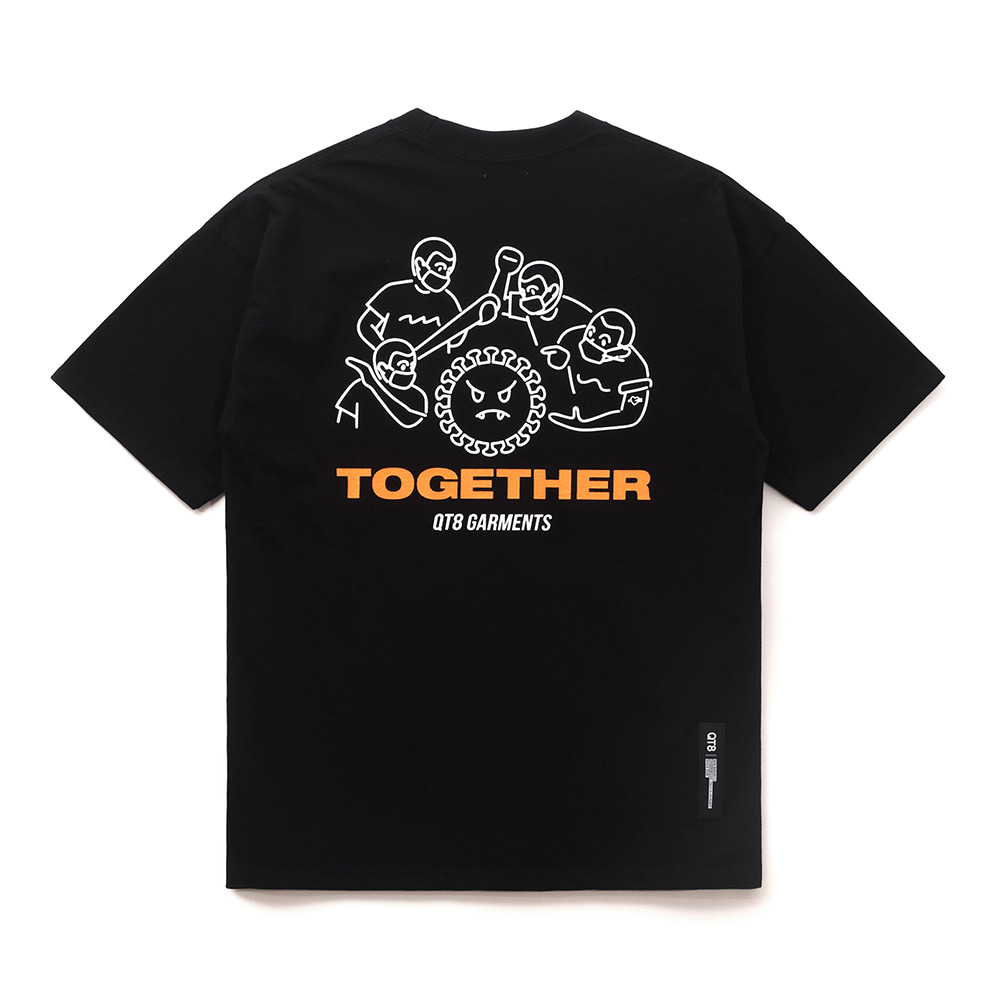 FG Anti Virus Tee (Black)