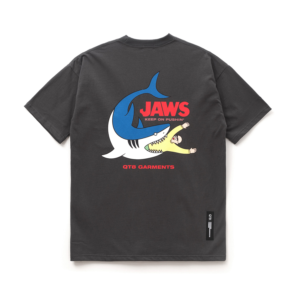 FG Jaws Tee (Charcoal)