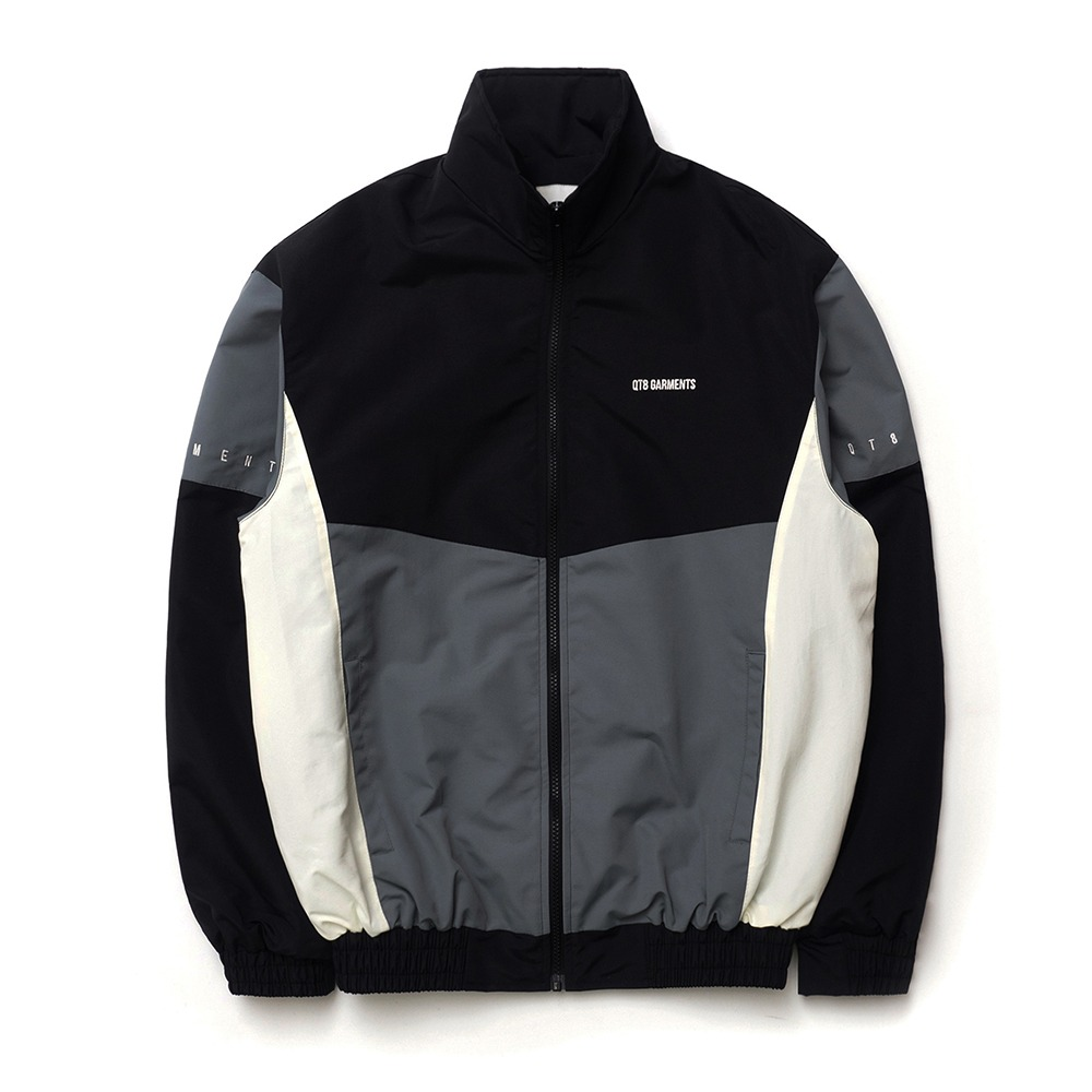 ND Old Track Jacket (Charcoal)